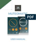 Mute Omatic Manual