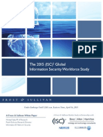 FrostSullivan-(ISC)asdasasd²-Global-Information-Security-Workforce-Study-2015