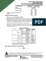 sn7407 datasheet