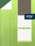 Alcaloides ornitina