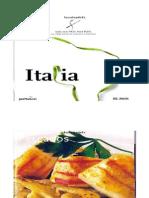 Italia Recetas de Pastas