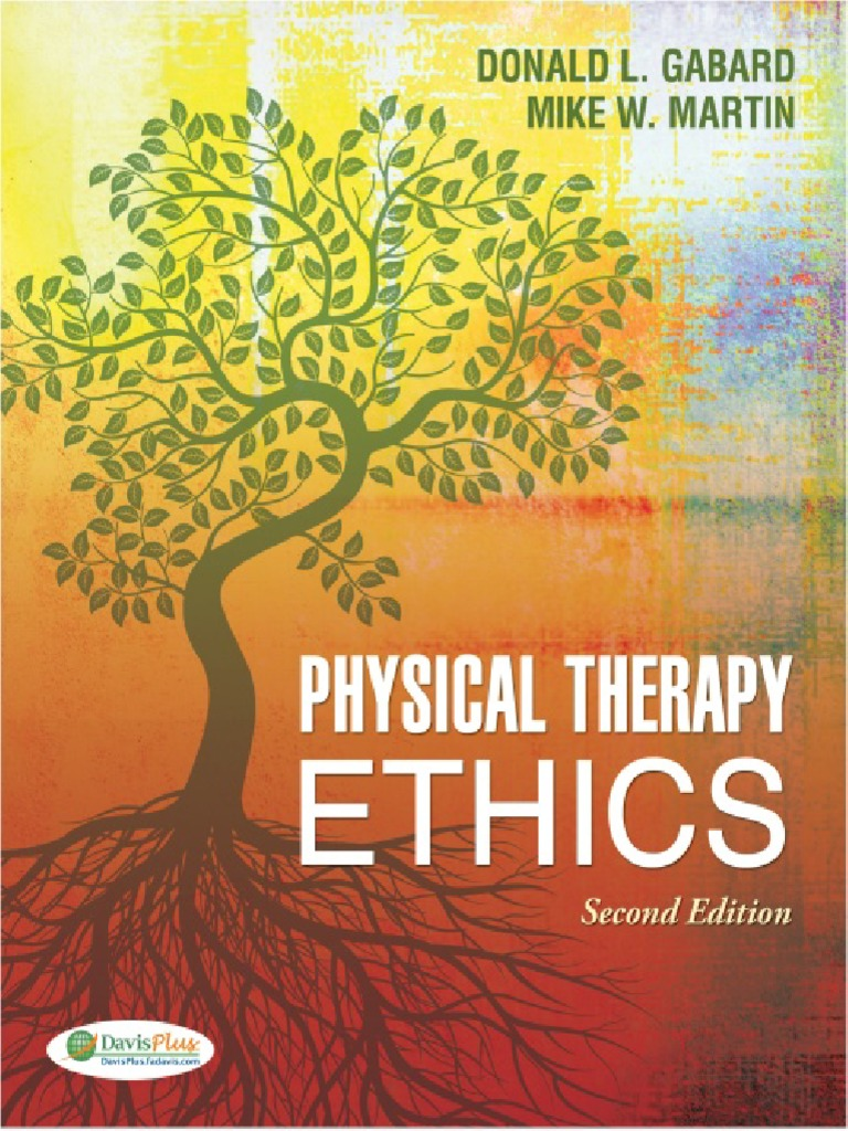Physical therapy ethics gabard donald l srg morality value physical therapy ethics gabard donald l srg morality value ethics fandeluxe Images