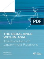 The Rebalance Within Asia