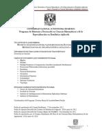P D C Matemáticas Modalidad Distancia Aprobado 2014