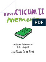 Prácticum II