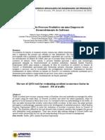 Artigo-otimização Do Processo Produtivo Em Uma Empresa de Desenvolvimento de Software