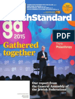 Jewish Standard, November 13, 2015