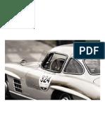 Mercedes, Un Mil Millas, Automático, Clásico