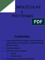 Macromoleculas y Proteinas