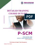 IPS Course Brochure SCM