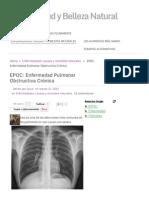 EPOC_ Enfermedad Pulmonar Obstructiva Crónica _ Blog Salud y Belleza Natural
