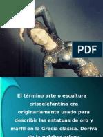 Escultura_criselefantina