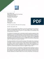 Letter Oscar Lopez