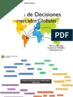 Toma de Decisiones en un Mercado Global
