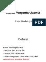 3.2.6.1 Aritmia