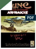 Dune - Arrakis - Escenario de Campaña