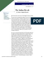 Hazewell Indian Revolt