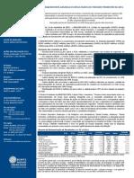 Dados Econ?mico-Financeiros - Press-release referente ao 3T15