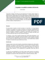 Energa Eolica en Argentina - Cecilia Giral