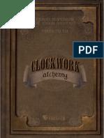 Clock Work Alchemy