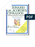 Dicionário de Acordes Cifrados - Almir Chediak