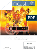 Outtrigger manual