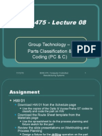 IENG 475 Lecture 08