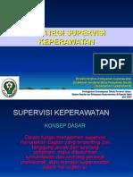 Strategi Supervisi Keperawatan