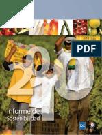 Camposol Informe Sostenibilidad 2010 Es