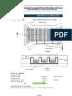 Diseño de Captacion con galeria filtrante