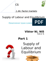 11.4a - 3 - Supply of Labor and Equilibrium