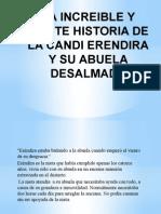La Increible y Triste Historia de La Candi