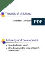 Theories of Childhood