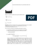 Solución de Sistemas Ecuaciones Diferenciales en La Calculadora Texas CAS (3) (1)