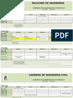 Cic Horario Examen Intersept15 a Feb16