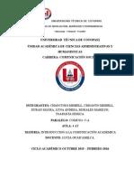 Universidad Técnica de Cotopaxi Ubb Grupo