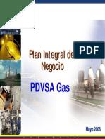 proyeco de gasificaciòn nacional Vzla