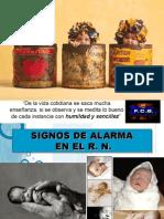 3. Signos de Alarma Del Rn