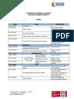 Agenda X Encuentro Sector Construcción