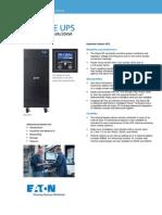 Eaton 9E (6-20kVA UPS)  Manual