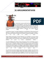 Ejemplos de Textos Argumentativos1