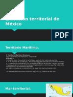 Extensión Territorial de México