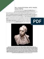 Camille Claudel y Auguste Rodin