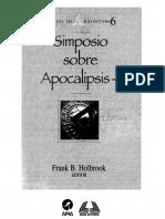 Simposio Sobre Apocalipsis I