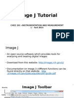 Image J Tutorial_Fall2015