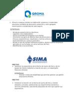 Objetivos y Estrategias 20 empresas.docx