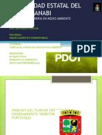 Plan de Ordenamiento Territorial de Portoviejo