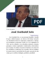José Garibaldi Soto