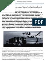 """2-13-10 1 Mil Millones Para Los Nueve """"Drones"""" Del Gobierno Federal"""