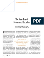 New Era of Foramen Location